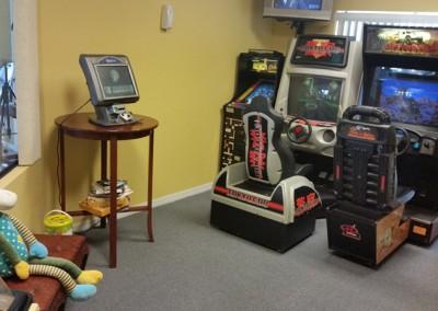 Arcade at Club House
