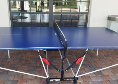 Table Tennis at Club House